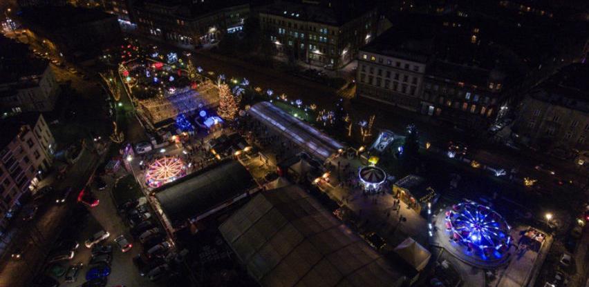 Sarajevo Holiday Market: Zaposleno 100 ljudi, uplaćeno preko 100.000 KM poreza