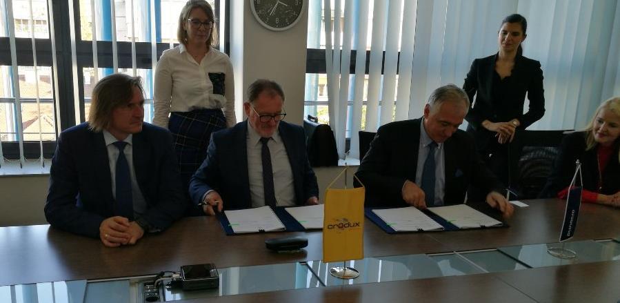 Potpisan ugovor za otkup produktovoda na teritoriji Hrvatske