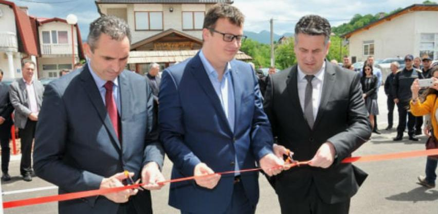 Svečano otvoren novi vatrogasni dom vrijedan 520.000 KM