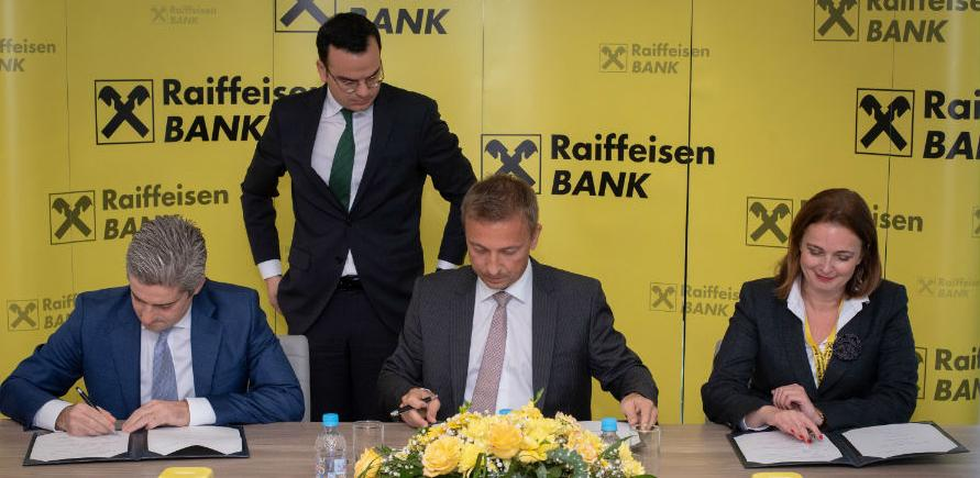 EIB i Raiffeisen podržavaju SME kompanije i mlade ljude u BiH