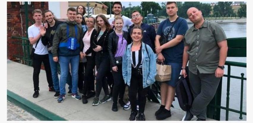 Intervet Western Balkans: Srednjoškolci iz BiH završili jednomjesečnu praksu u Poljskoj