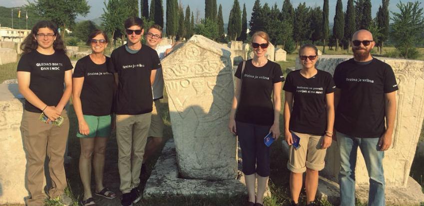 INTERA TP američke učenike kroz dva tjedna upoznala s Bosnom i Hercegovinom