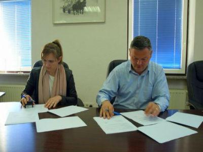 Potpisan ugovor za početak I. faze radova na rekonstrukciji kino dvorane