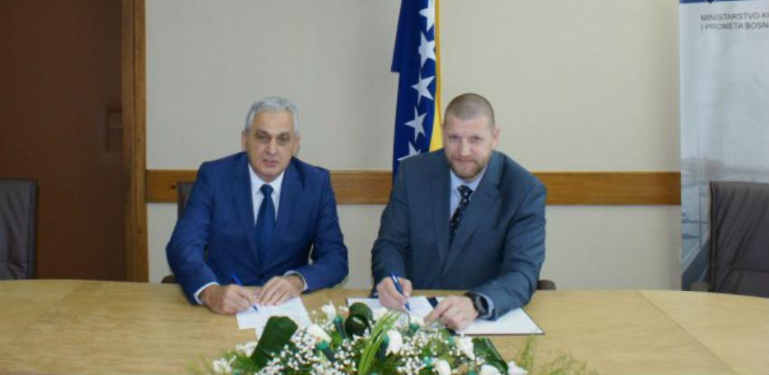Jusko i Bešlić potpisali sporazum za izgradnju cestovne infrastrukture
