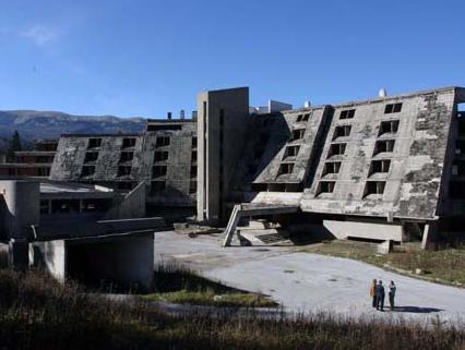 Početna cijena pet miliona KM: Hotel Igman ponovo u bubnju