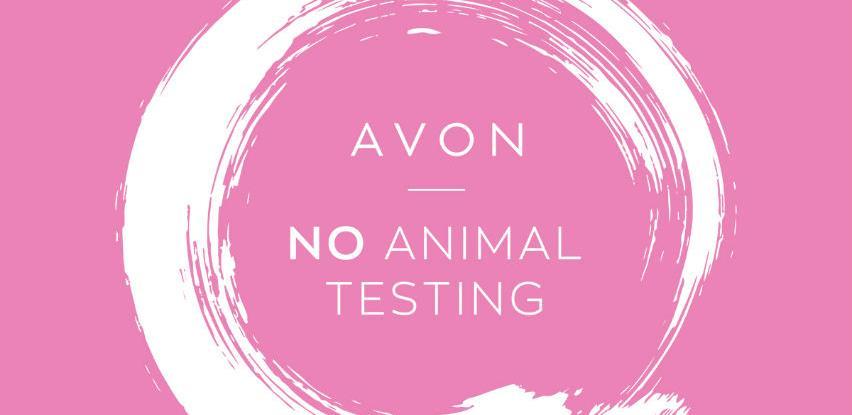 Avon ne testira proizvode na životinjama ni na jednom tržištu na svijetu