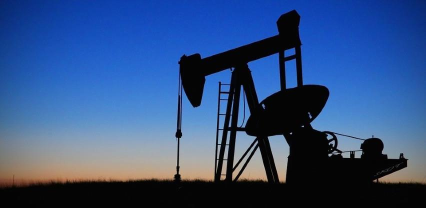 Cijene nafte prošloga tjedna pale više od šest posto