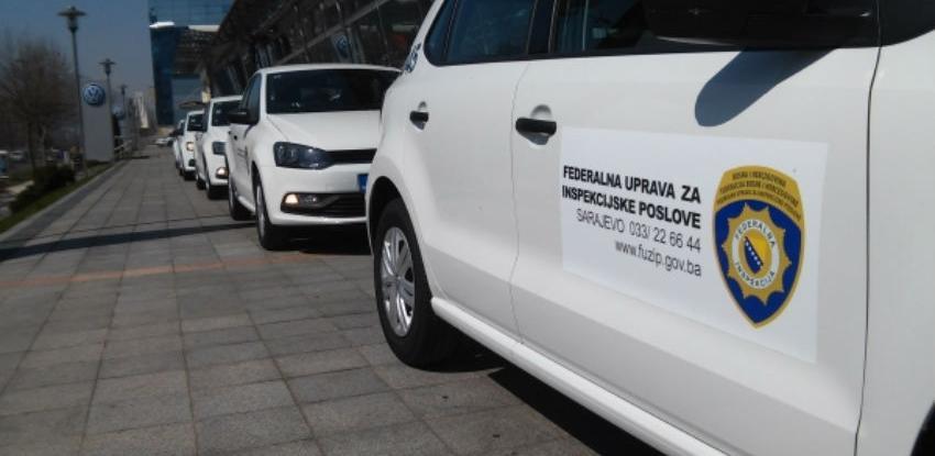 Inspektori Federalne uprave utvrdili 1,392 prekršaja