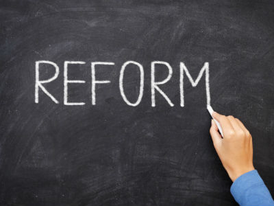 State of affairs: Implemented reform legislation and what's left to be done