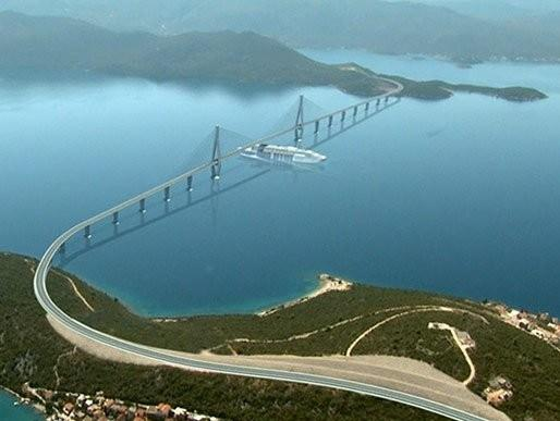 Građevinska dozvola za Pelješki most kroz 45 dana