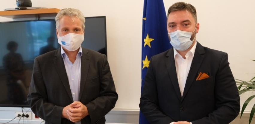 Košarac i Satler razgovarali o izvozu crvenog mesa u EU