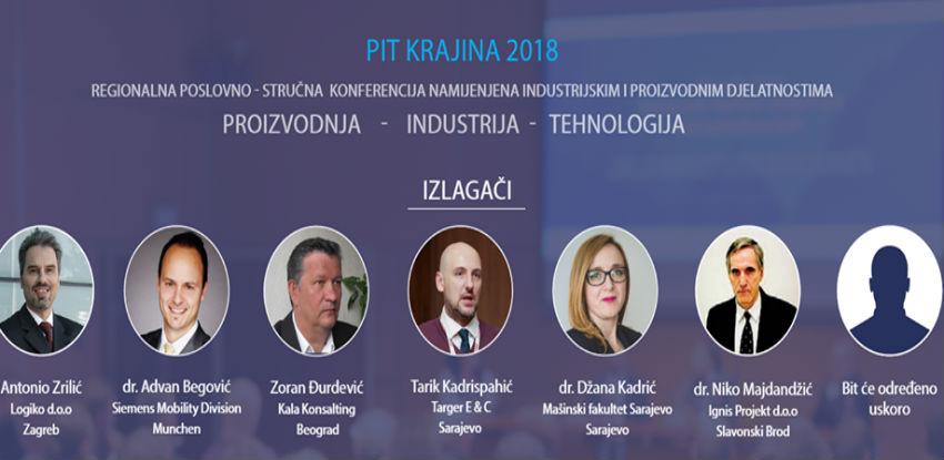 Konferencija PIT Krajina 2018 okuplja veliki broj privrednika i stručnjaka
