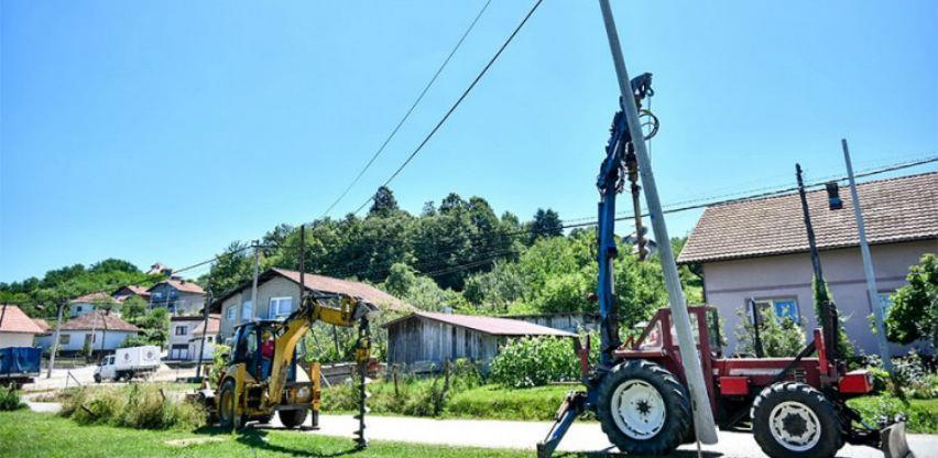 """""""Elektrokrajina"""" izgradila 200 kilometara nove mreže"""