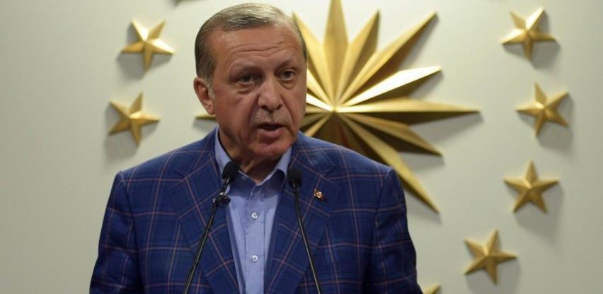 Erdogan: Turska treća u svijetu po razvoju lokalnih vakcina