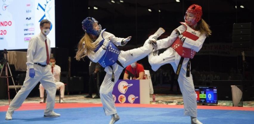 Bh. takmičarke osvojile četiri medalje posljednjeg dana EP-a u taekwondou