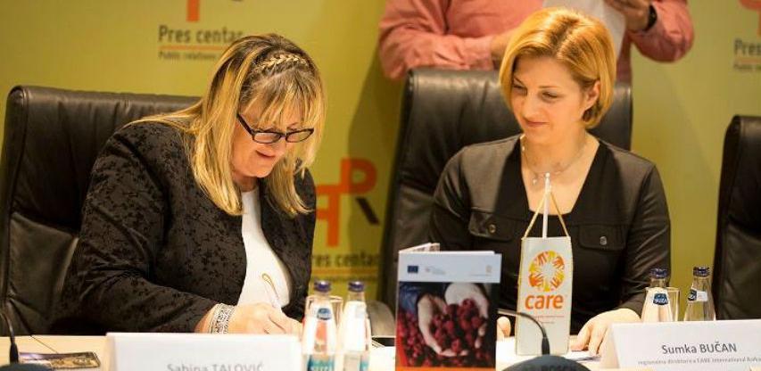 Sumka Bučan: Nije teško da žena bude na čelu bilo koje organizacije