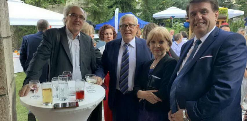 Ambasada Francuske u BiH obilježila nacionalni praznik