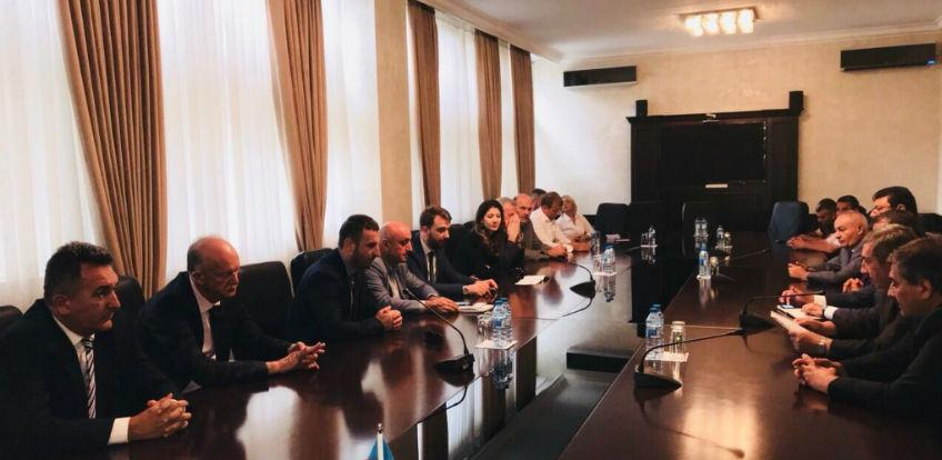 Bh. privredna delegacija u Azerbejdžanu: Saradnja moguća u mnogim oblastima