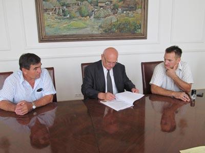 Prodate dvije parcele: Meser BH gas i Sepl ulaze u Tehnološki biznis park