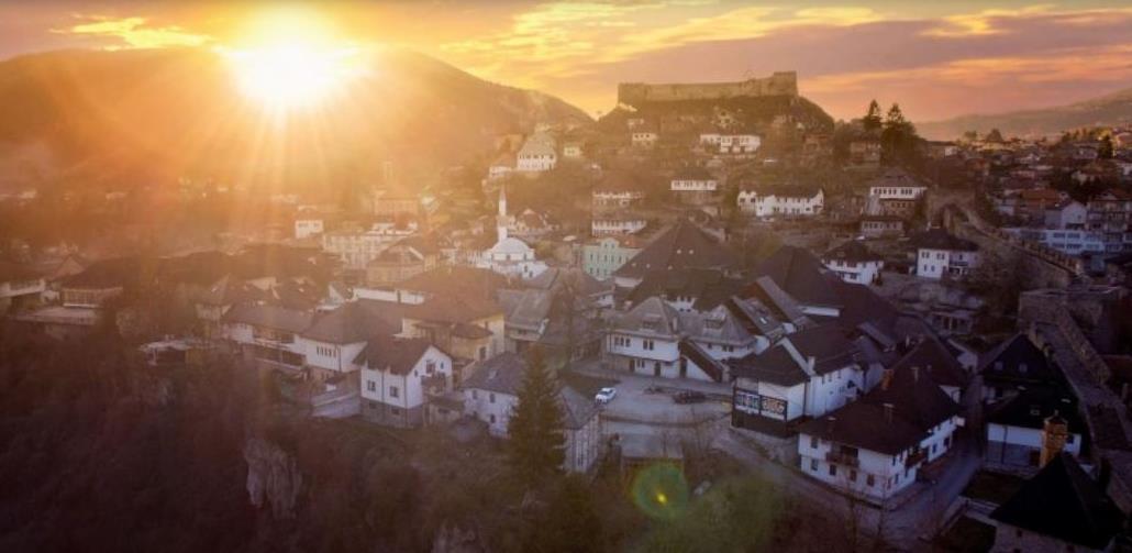 Jajce grad koji gostima nudi prirodne ljepote i brojne spomenike