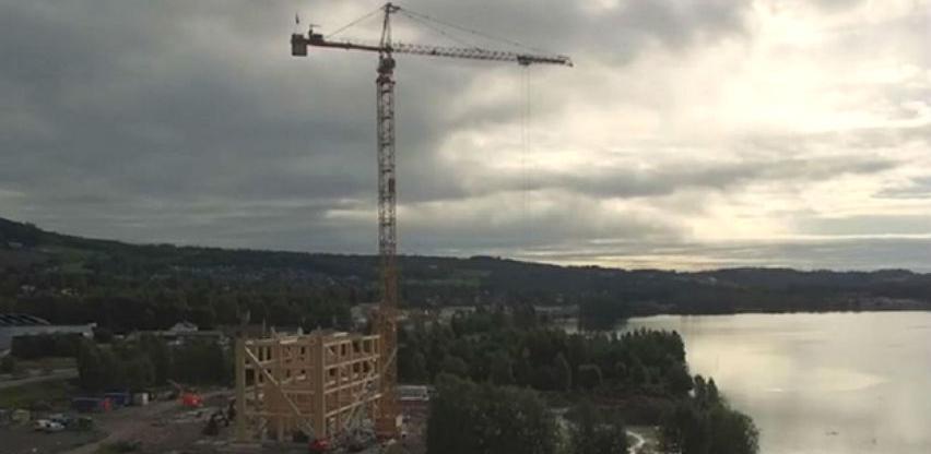 Norveška gradi najviši drveni neboder na svijetu: Bit će otporan na vatru