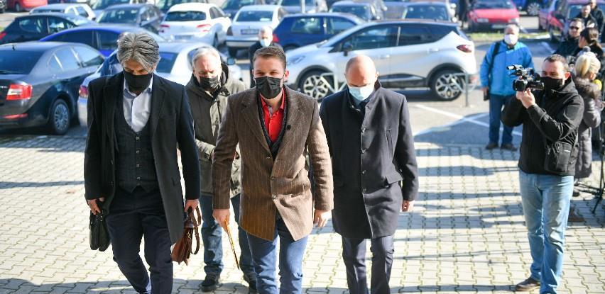 Stanivuković zvanično podnio krivične prijave protiv Igora Radojičića i još četiri osobe