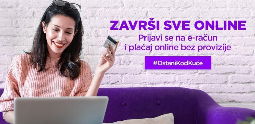 Telemach omogućio plaćanje računa online bez provizije