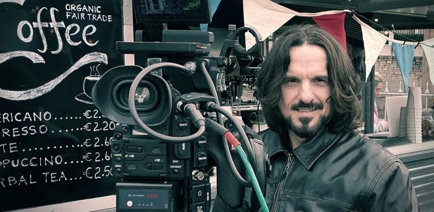 Mirsad Ibišević, Bosanac gradi glumačku karijeru u Irskoj