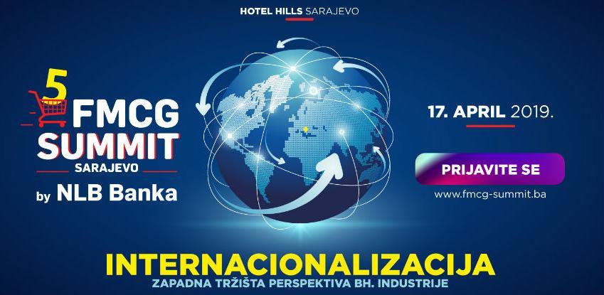 Peti FMCG Summit by NLB Banka u Sarajevu - Prijave u toku