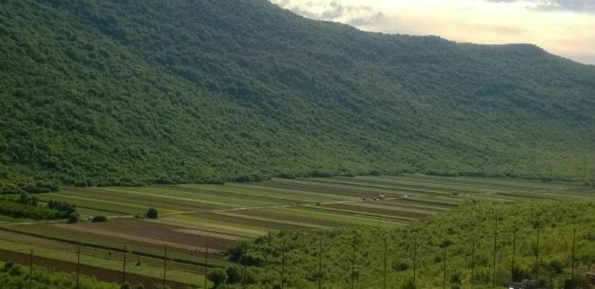 Ove jeseni počinje izgradnja sistema za navodnjavanje Ljubinjskog polja