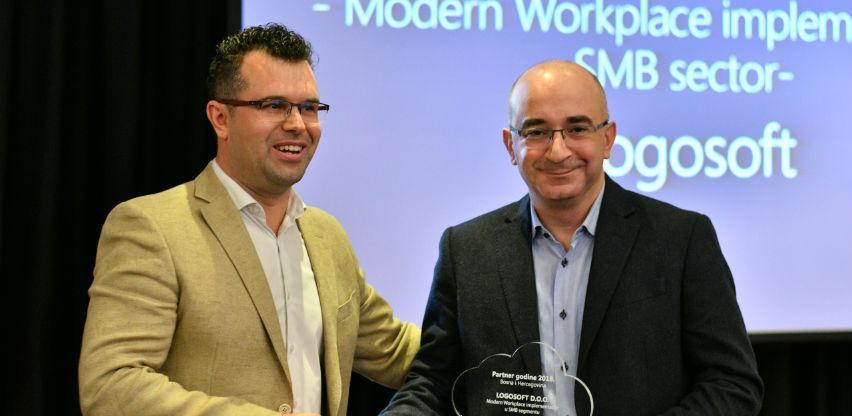 Kompanija Logosoft Microsoft partner godine