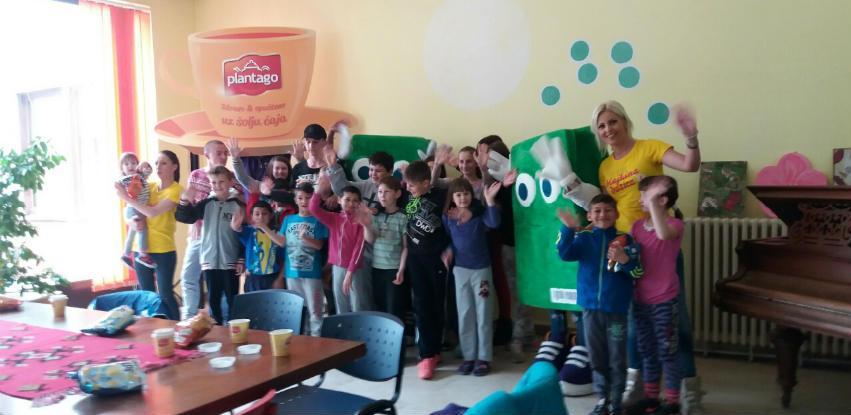 Bingo i Plantago donirali Dom za djecu bez roditeljskog staranja u Tuzli