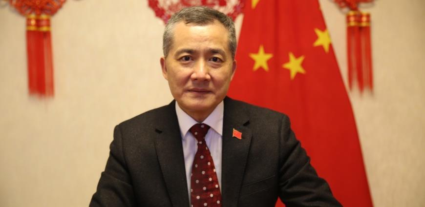 Ambasador Kine: Solidarnost i saradnja su najmoćnije oružje u borbi protiv epidemije