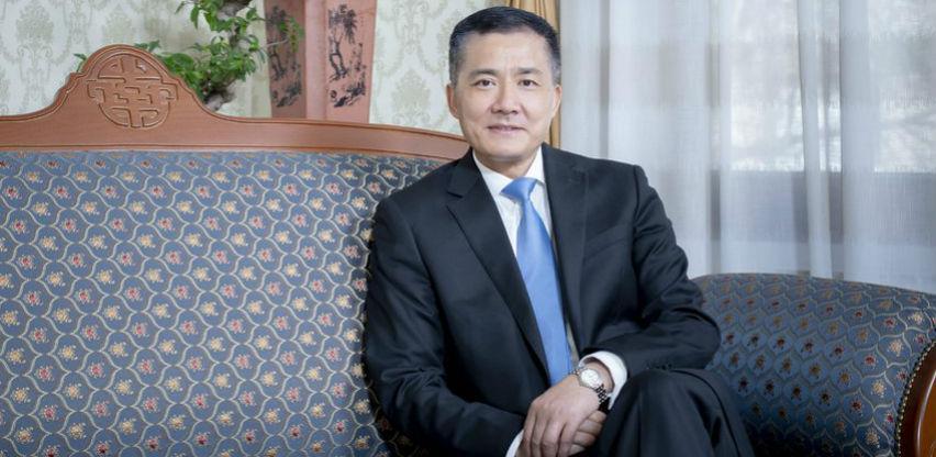 Ji Ping: U toku konsultacije i vjerujem u rješenje problema u vezi s Blokom 7