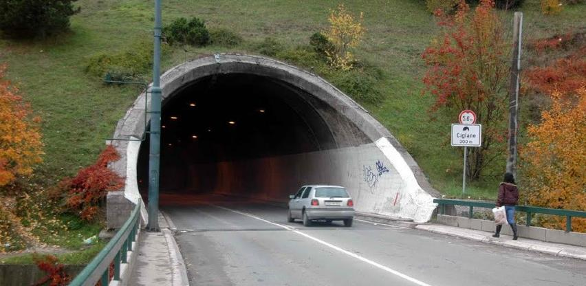 Počinje rekonstrukcija tunela Ciglane, objavljen javni poziv