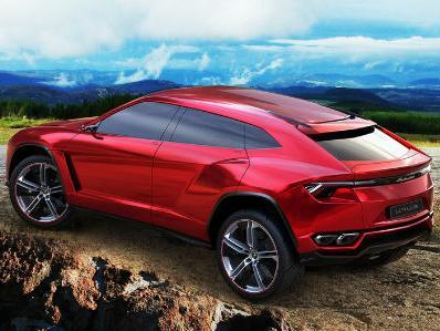 Novi Lamborghini SUV skuplji od 180.000 eura