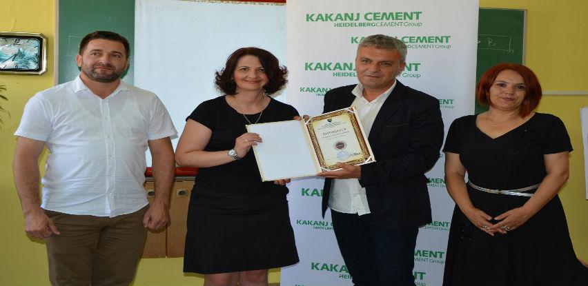Kakanjskim osnovcima novi informatički kabinet
