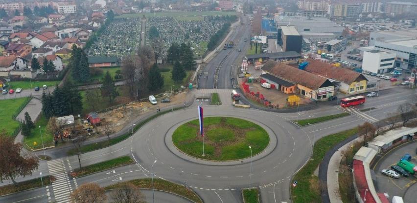 Počelo je asfaltiranje spoja istočnog i zapadnog tranzita u Rosuljama