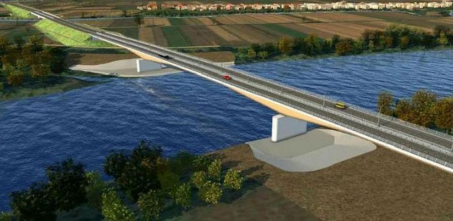 Integral Inžinjering u konzorciju sa dvije hrvatske firme gradi most na Savi