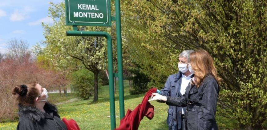 Parkovi u Centru nazvani po Kemalu Montenu i Safetu Isoviću