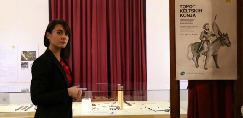 Arheološka izložba 'Topot keltskih konja' otvorena u Zemaljskom muzeju BiH