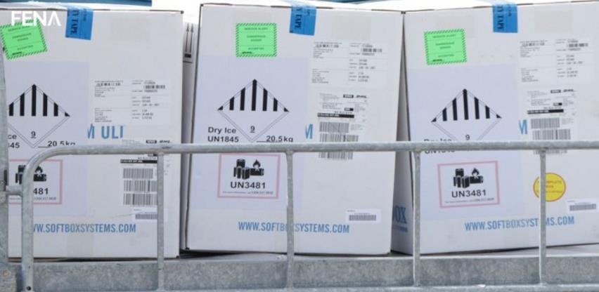 U BiH danas stiže prvi kontingent vakcina iz Evropske unije