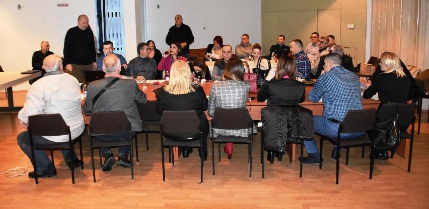 Prekogranična saradnja BiH i CG: Regionalna razmjena prakse upravljanja otpadom