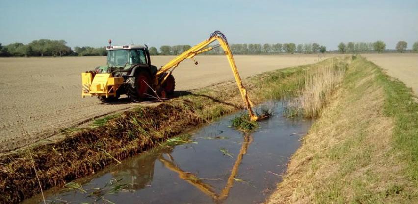 1,1 milijun maraka za projekte vodnog gospodarstva u ZHŽ-u