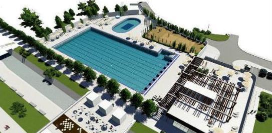 U Trebinju počela izgradnja zatvorenog bazena