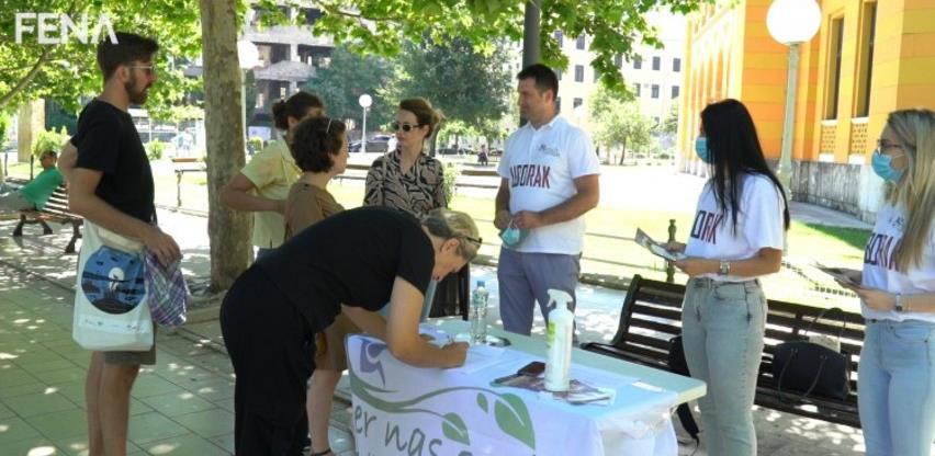 Mostarci potpisuju peticiju za zatvaranje deponija Uborak (Video)