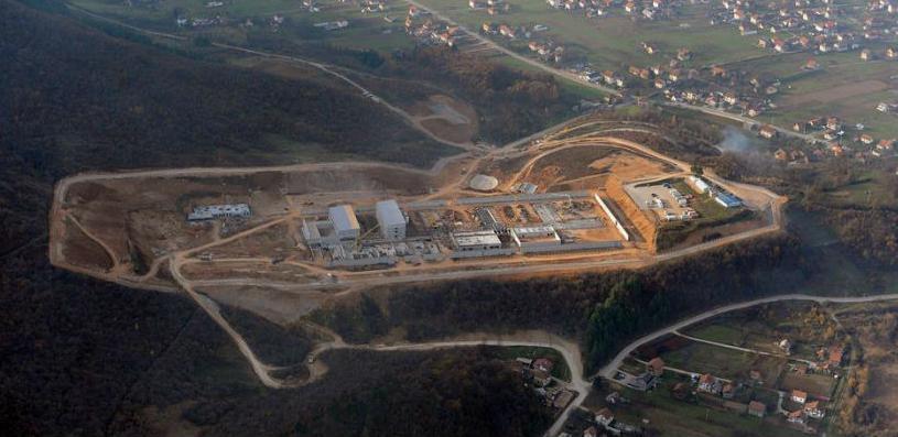 Krajem maja završetak radova na zatvorskom kompleksu u Vojkovićima
