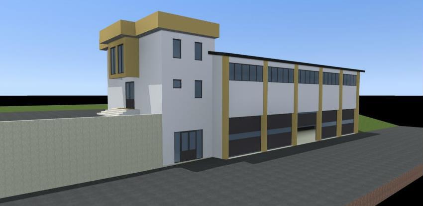Potpisan ugovor o izradi glavnog projekta Vatrogasnog doma u Usori
