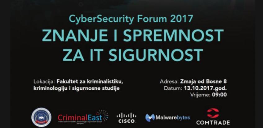Cyber Security Forum u Sarajevu