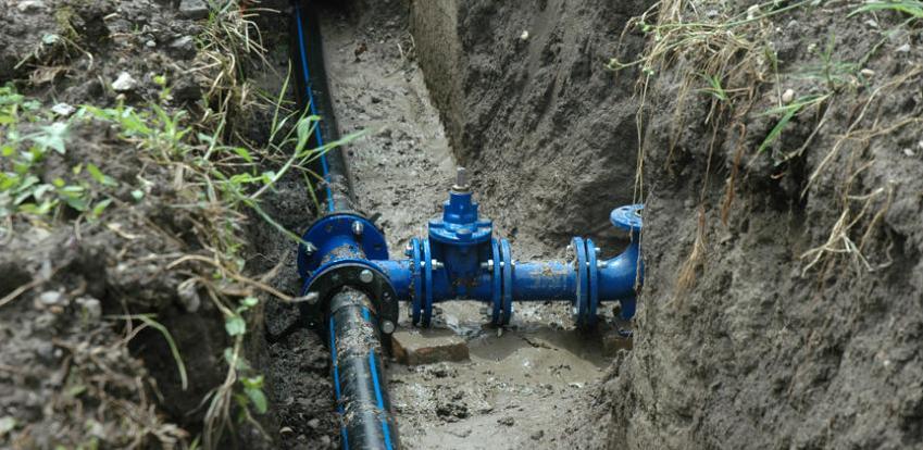 Realizovana 24 projekta za izgradnju i proširenje vodovodne mreže